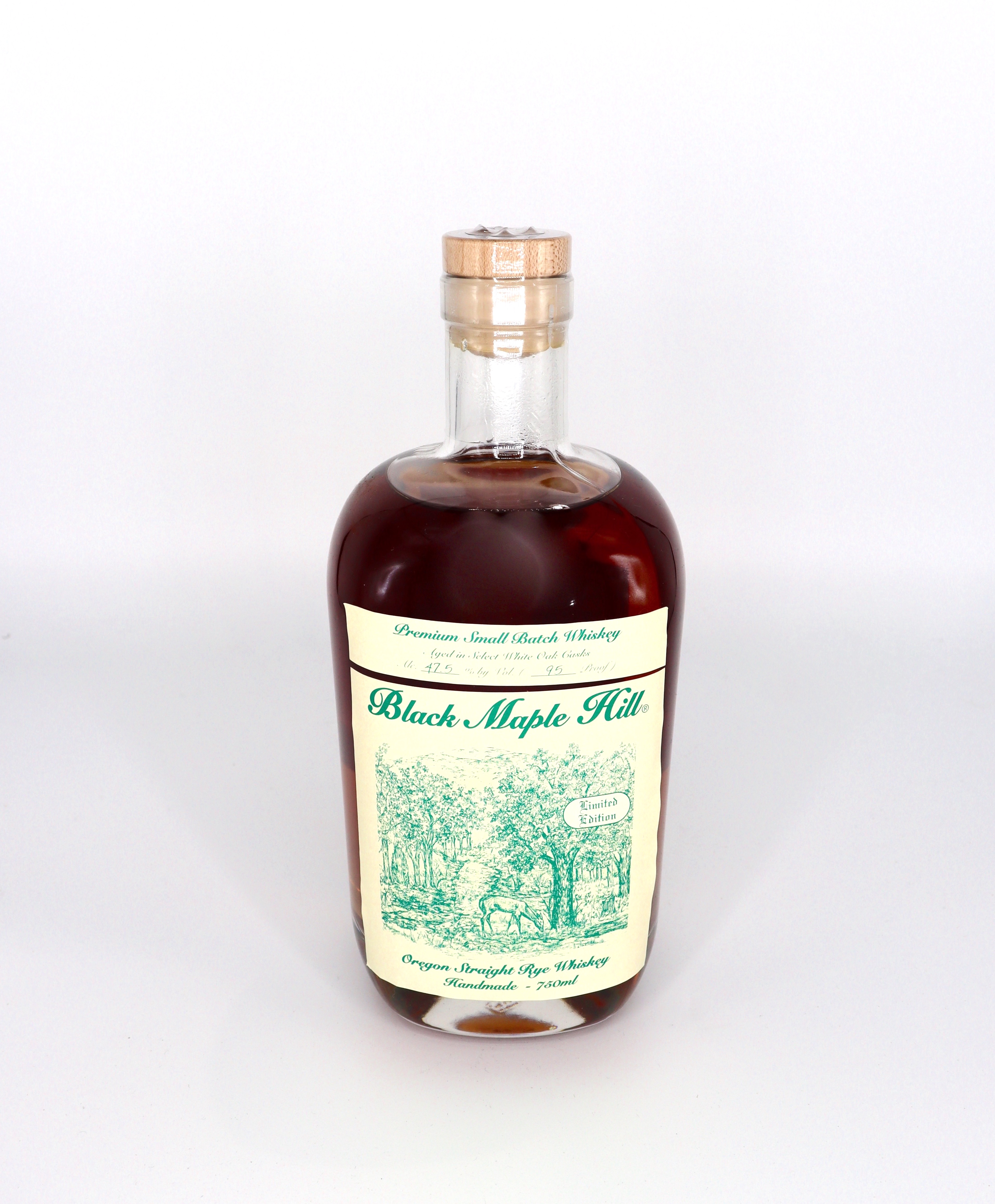 Black Maple Hill Oregon Small Batch Whiskey