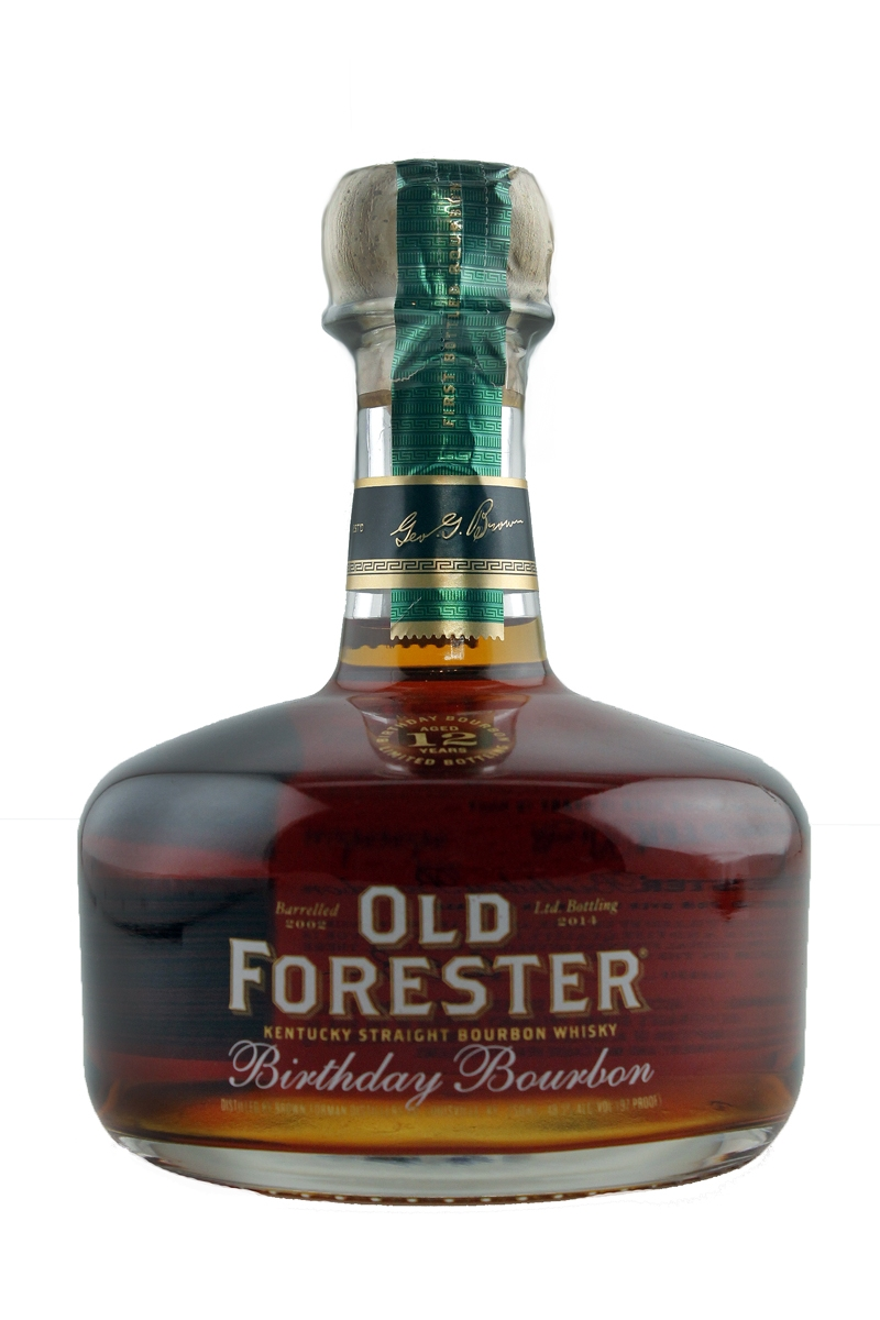 Old Forester Birthday 12 years aged 2014 bottling