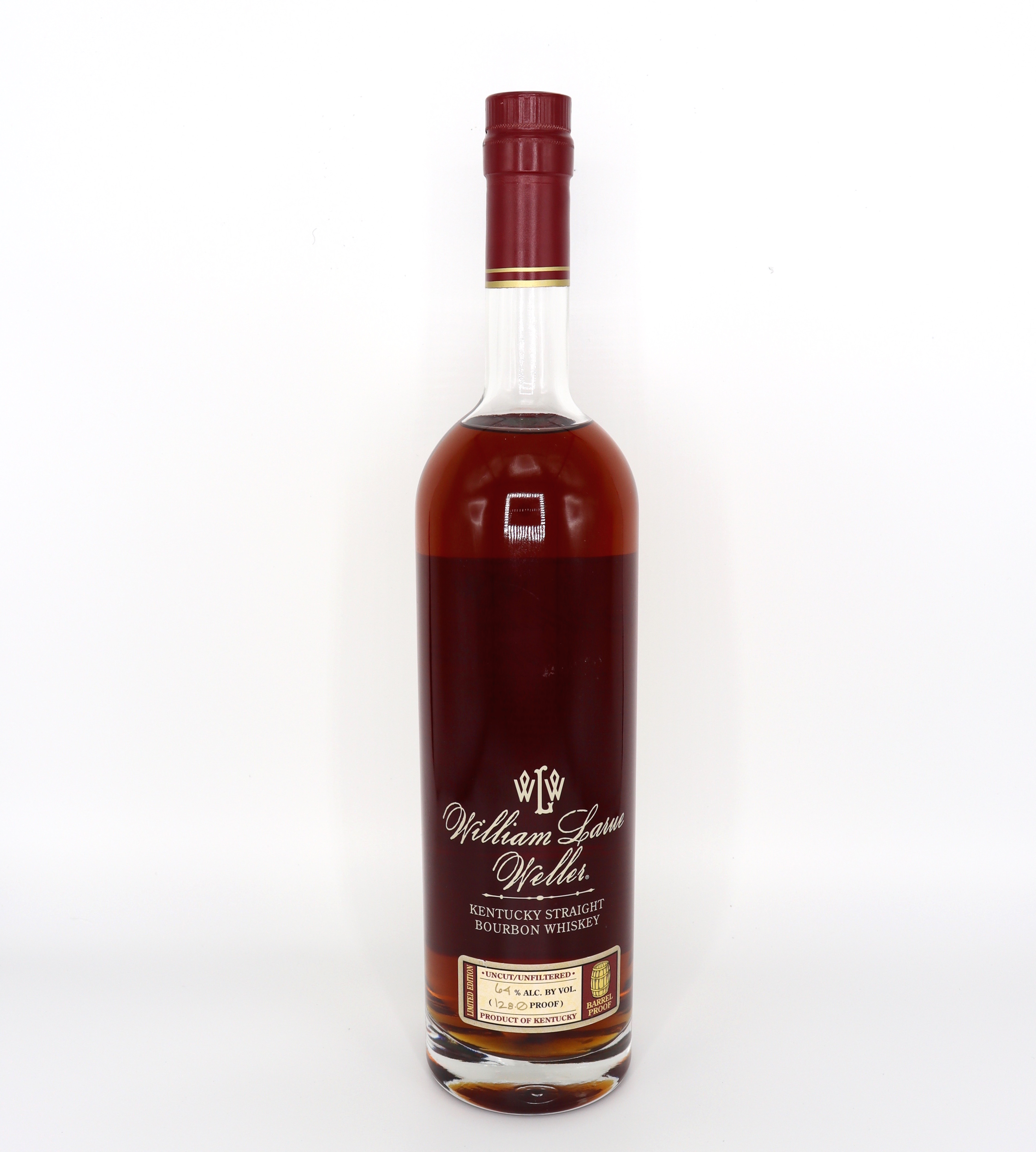 William Larue Weller Bourbon 2018 release
