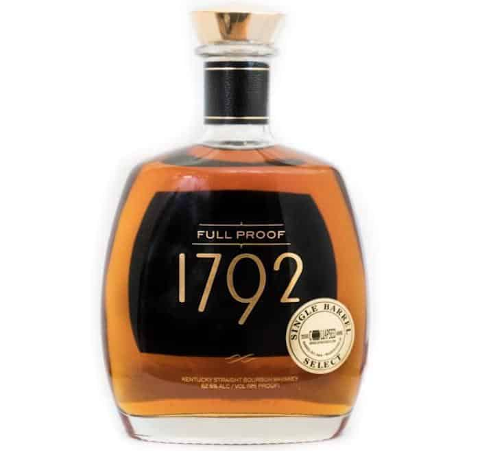 1792 Full Proof Single Barrel Kentucky Straight Bourbon Whiskey