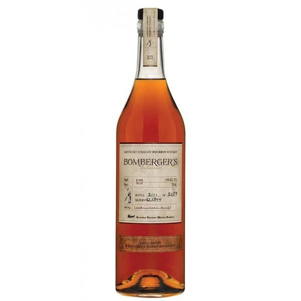 Bomberger's Declaration Small Batch Kentucky Straight Bourbon 2020