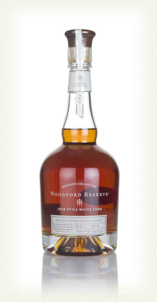 Woodford Reserve Master's Collection 1838 Style White Corn Kentucky Straight Bourbon
