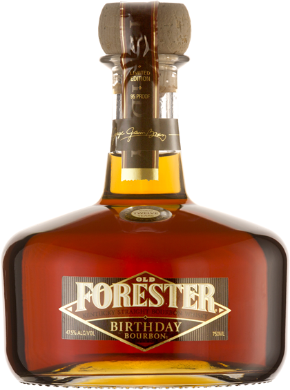 Old Forester Birthday 12 years aged 2010 bottling