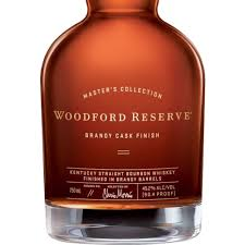 Woodford Reserve Master's Collection Brandy Casks Kentucky Straight Bourbon