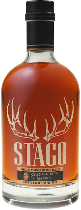 Stagg Jr  Kentucky Straight Bourbon Limited Edition Barrel Proof Batch 15 131.1 proof