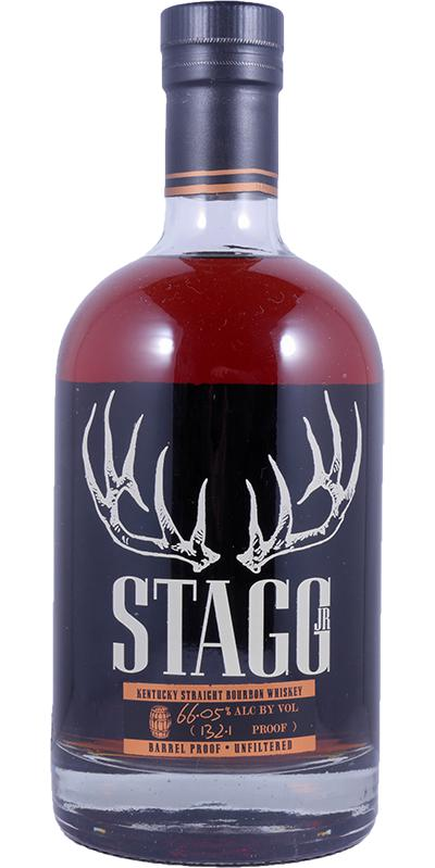 Stagg Jr  Kentucky Straight Bourbon Limited Edition Barrel Proof Batch 3 132.1 proof