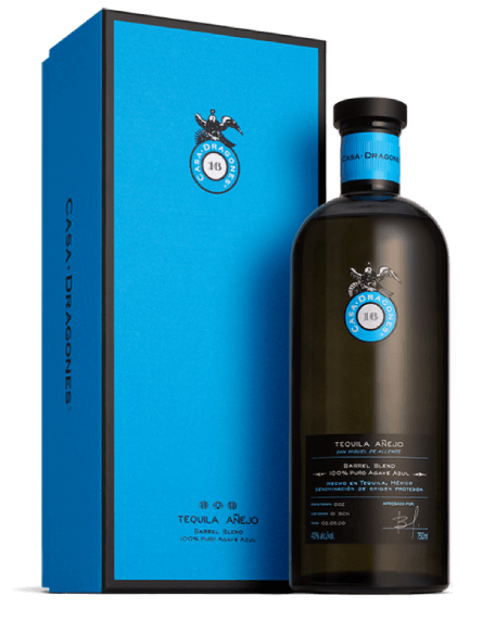 Casa Dragones Tequila Anejo Bottle 2680