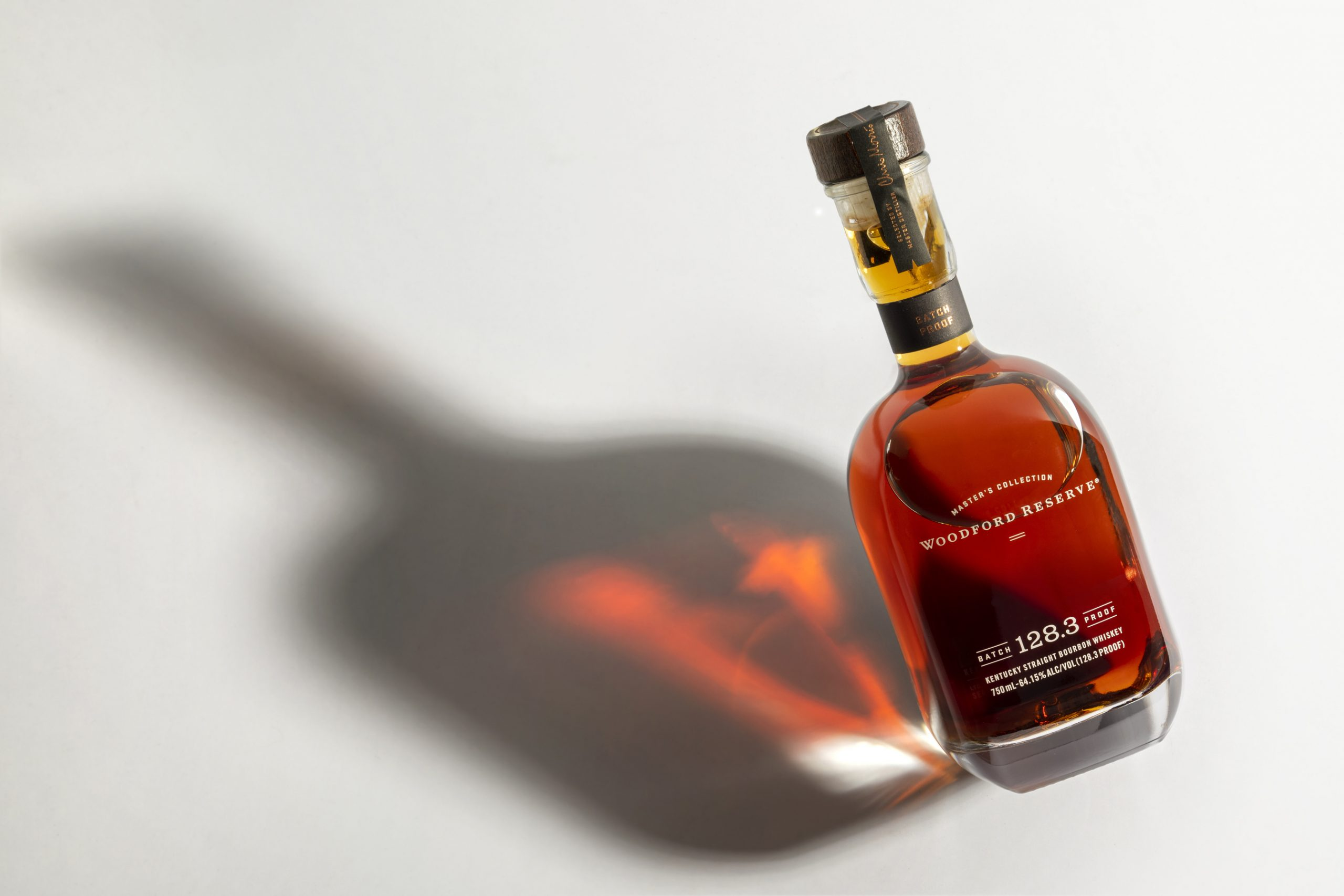 Woodford Reserve Master's Collection Batch 128.3 Proof Kentucky Straight Bourbon