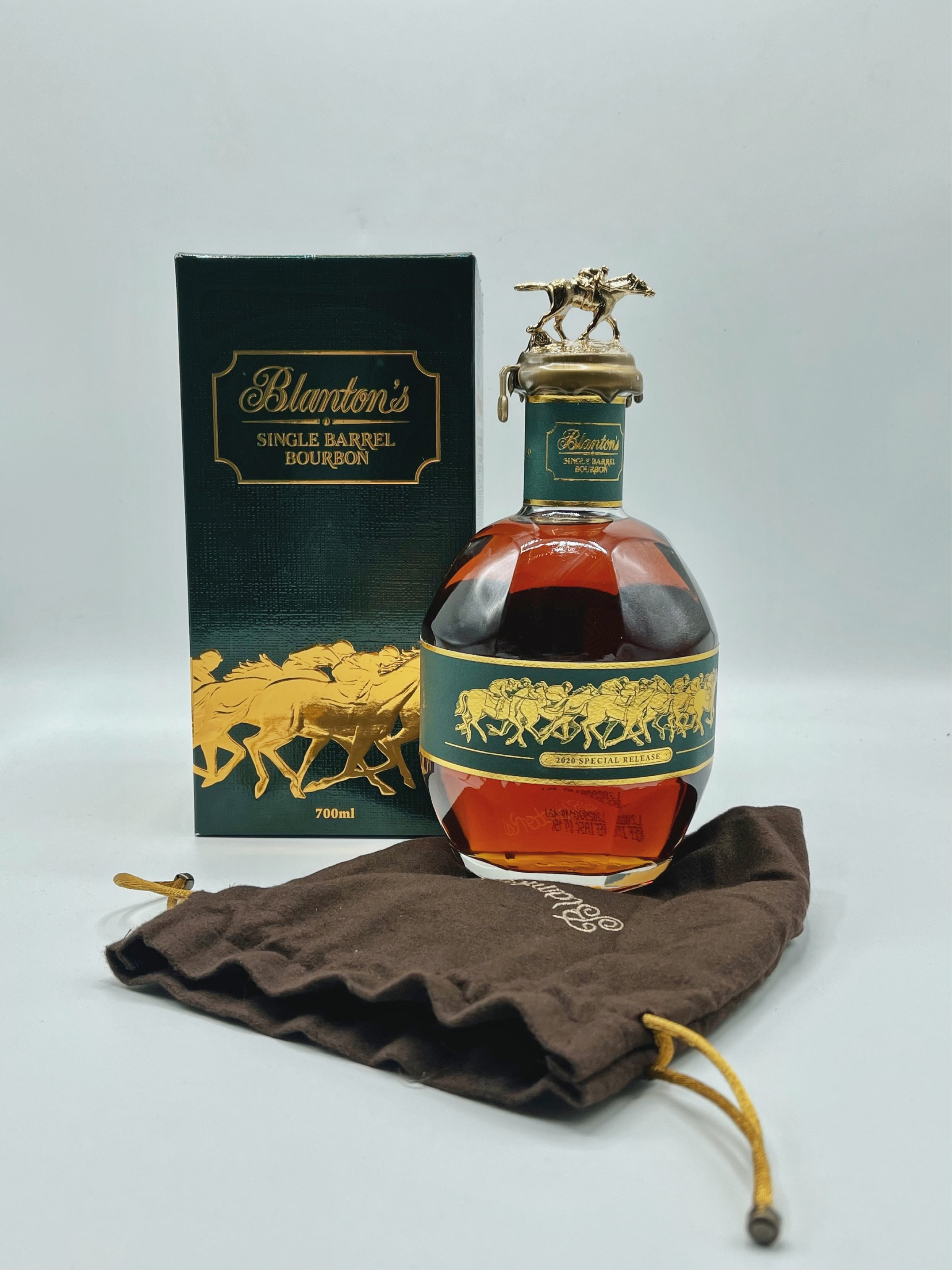 Blanton's Poland Special Release 2020 Single Barrel Limited Edition with box