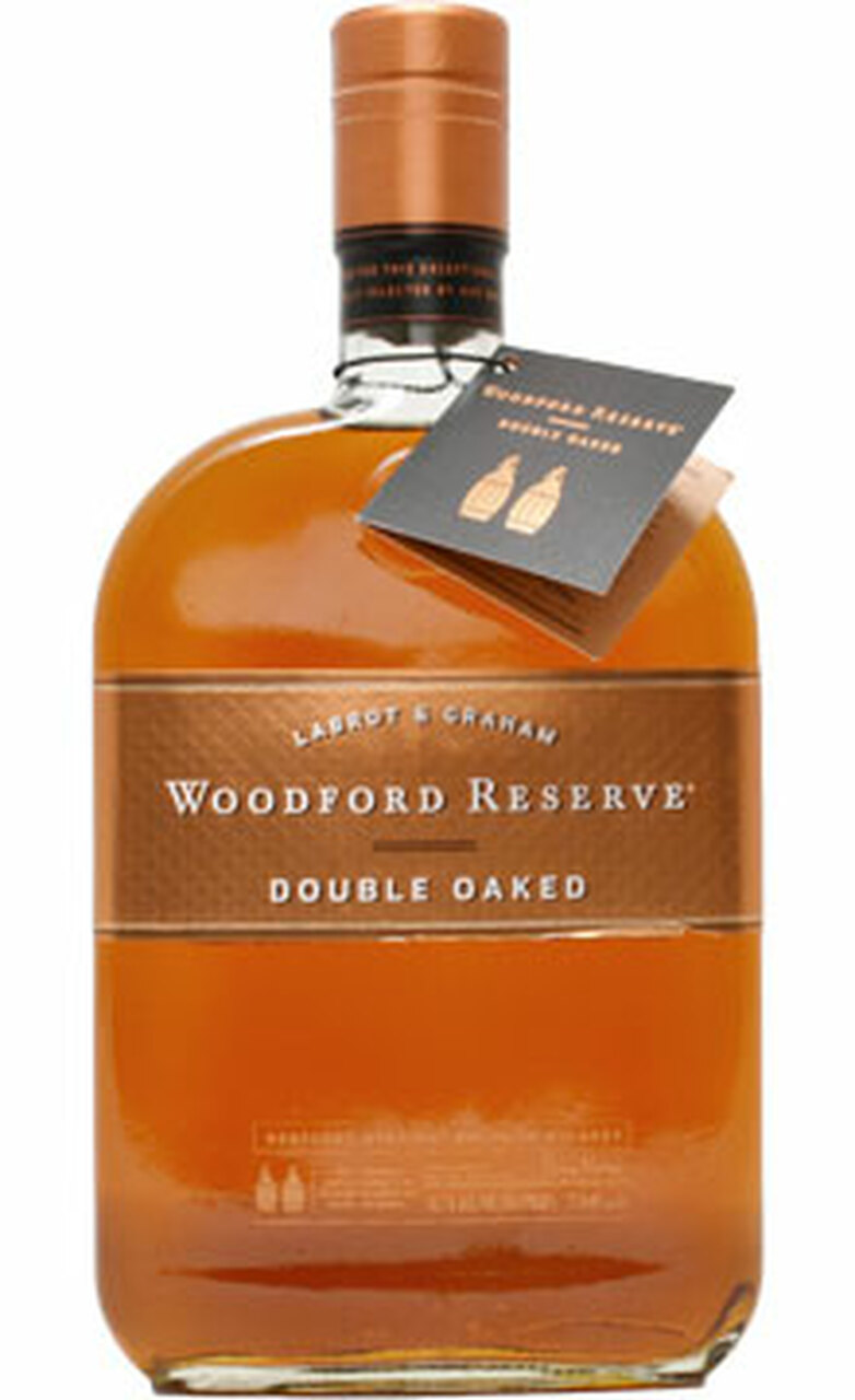 Woodford Reserve Distillery Series Double Oaked Bourbon 2016