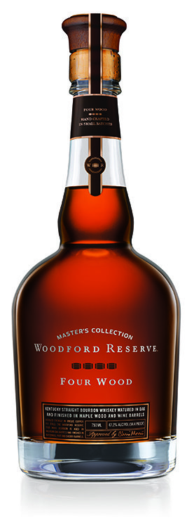 Woodford Reserve Master's Collection Four Wood Kentucky Straight Bourbon