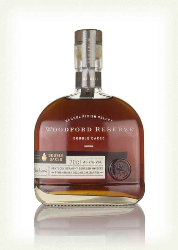 Woodford Reserve Double Double Oaked Bourbon 2018