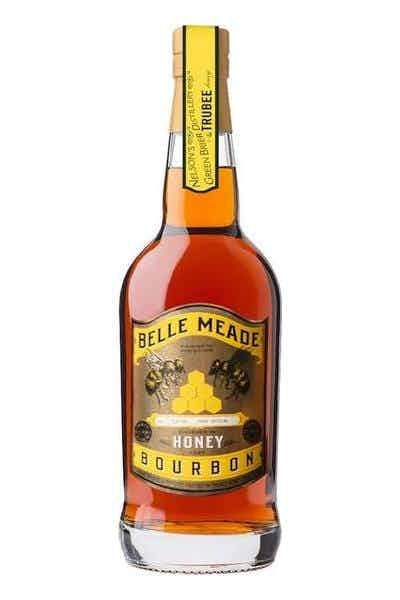 Belle Meade Honey Bourbon 111.2 proof
