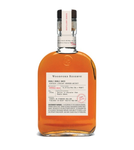 Woodford Reserve Distillery Series Double Double Oaked Bourbon Summer 2015