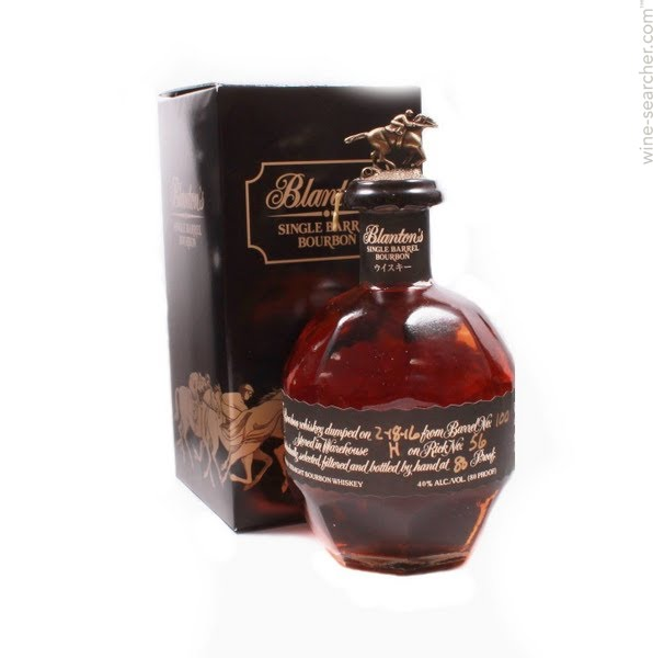 Blanton's Black Label Single Barrel Kentucky Straight Bourbon 80 Proof
