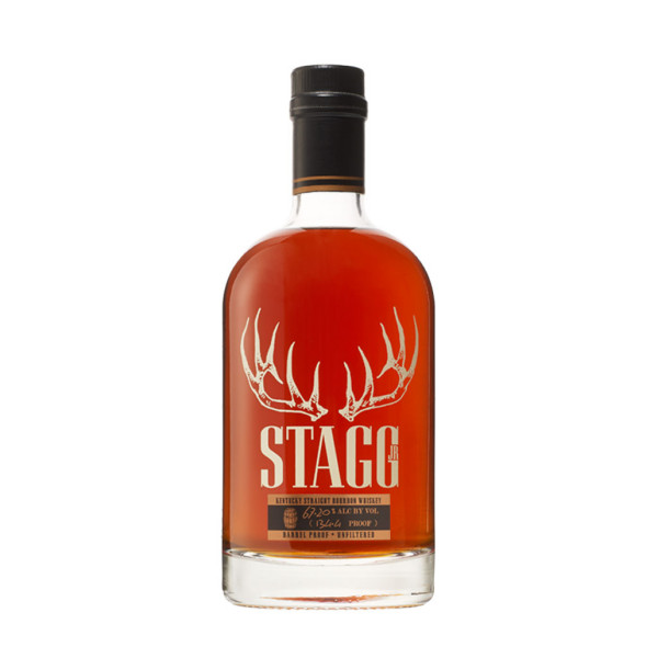 Stagg Jr  Kentucky Straight Bourbon Limited Edition Barrel Proof Batch 10 126.4 proof